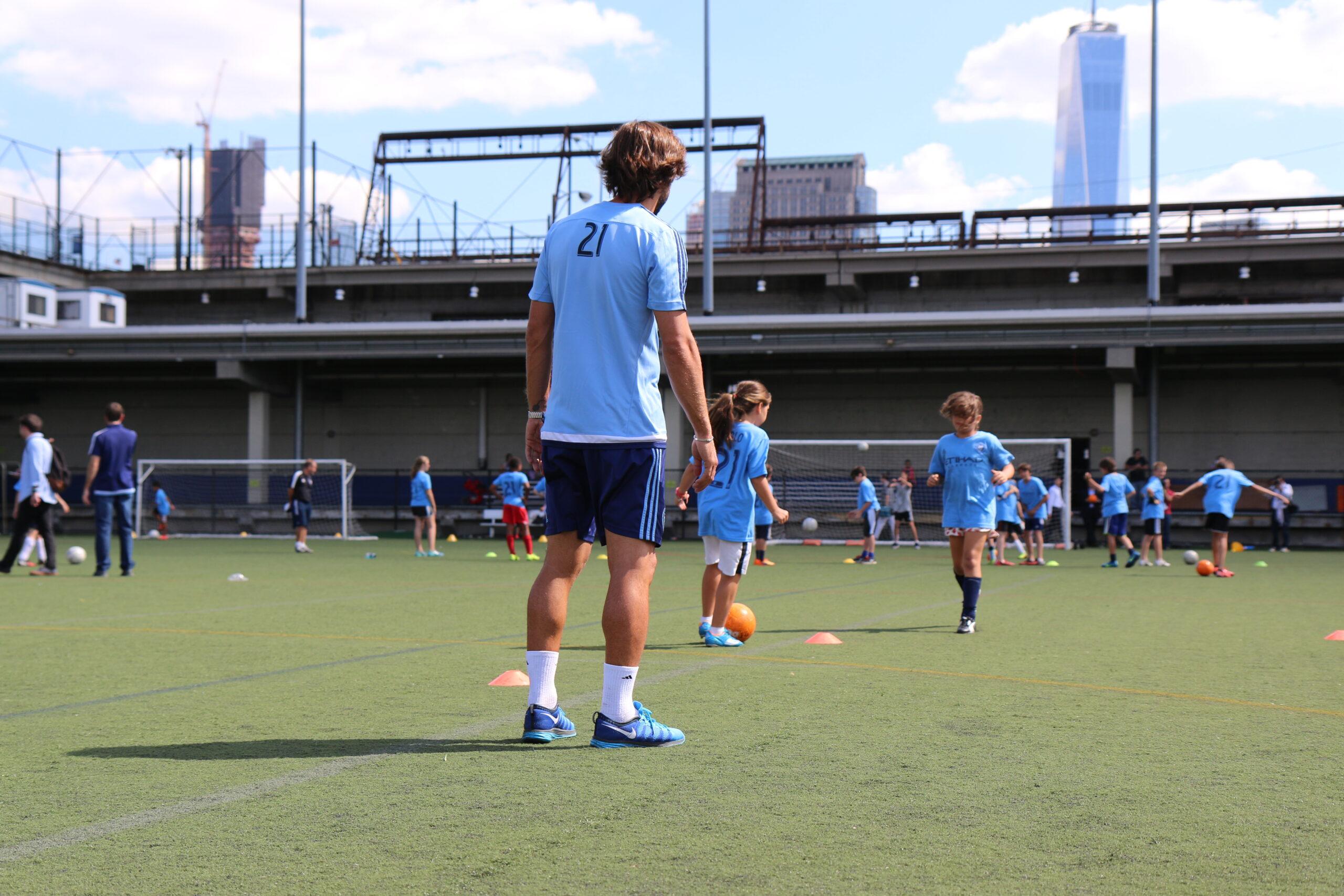 pier 40 soccer fields