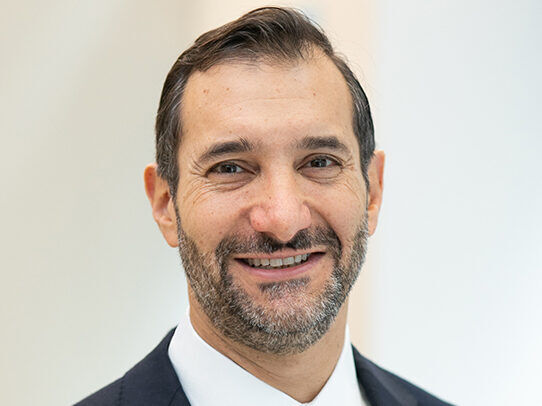 Board Trustee Michael Kuh headshot