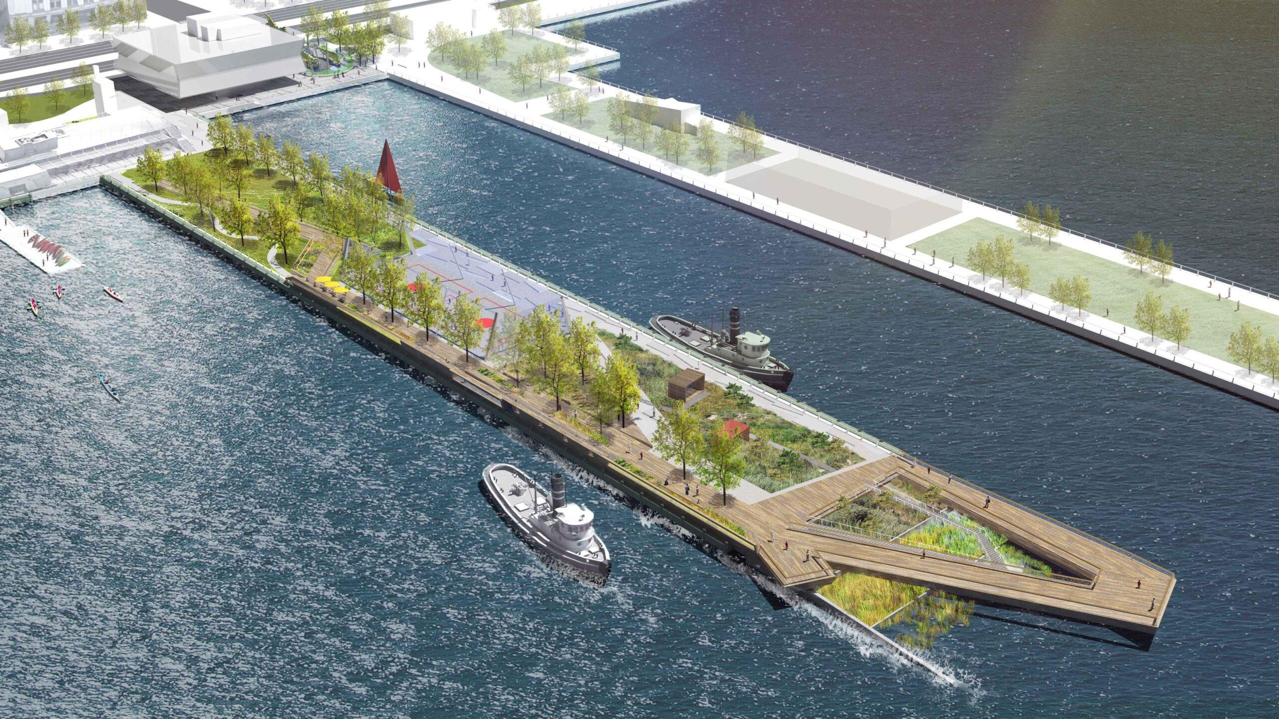 Pier 26 rendering