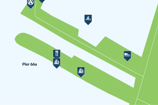 pier 66a map