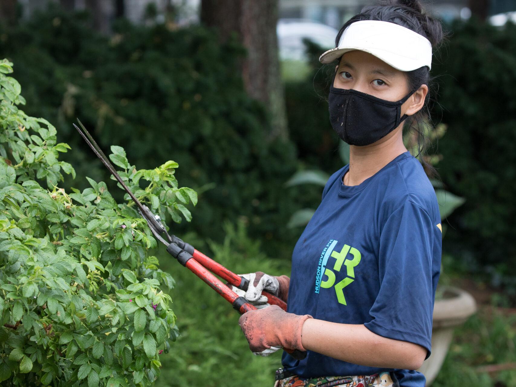Volunteer 2020 victoria mask