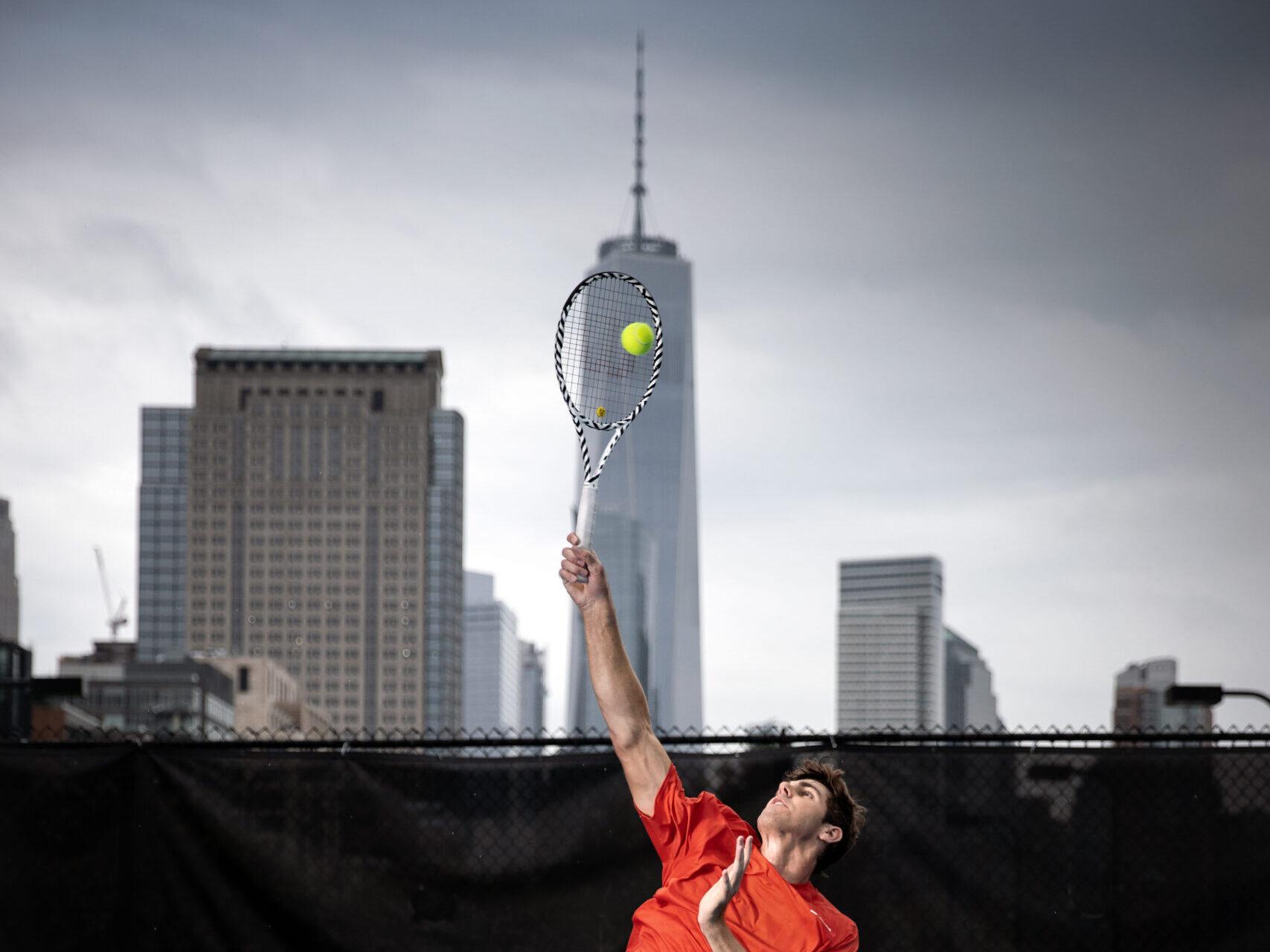 Reilly Opelka Tennis Player