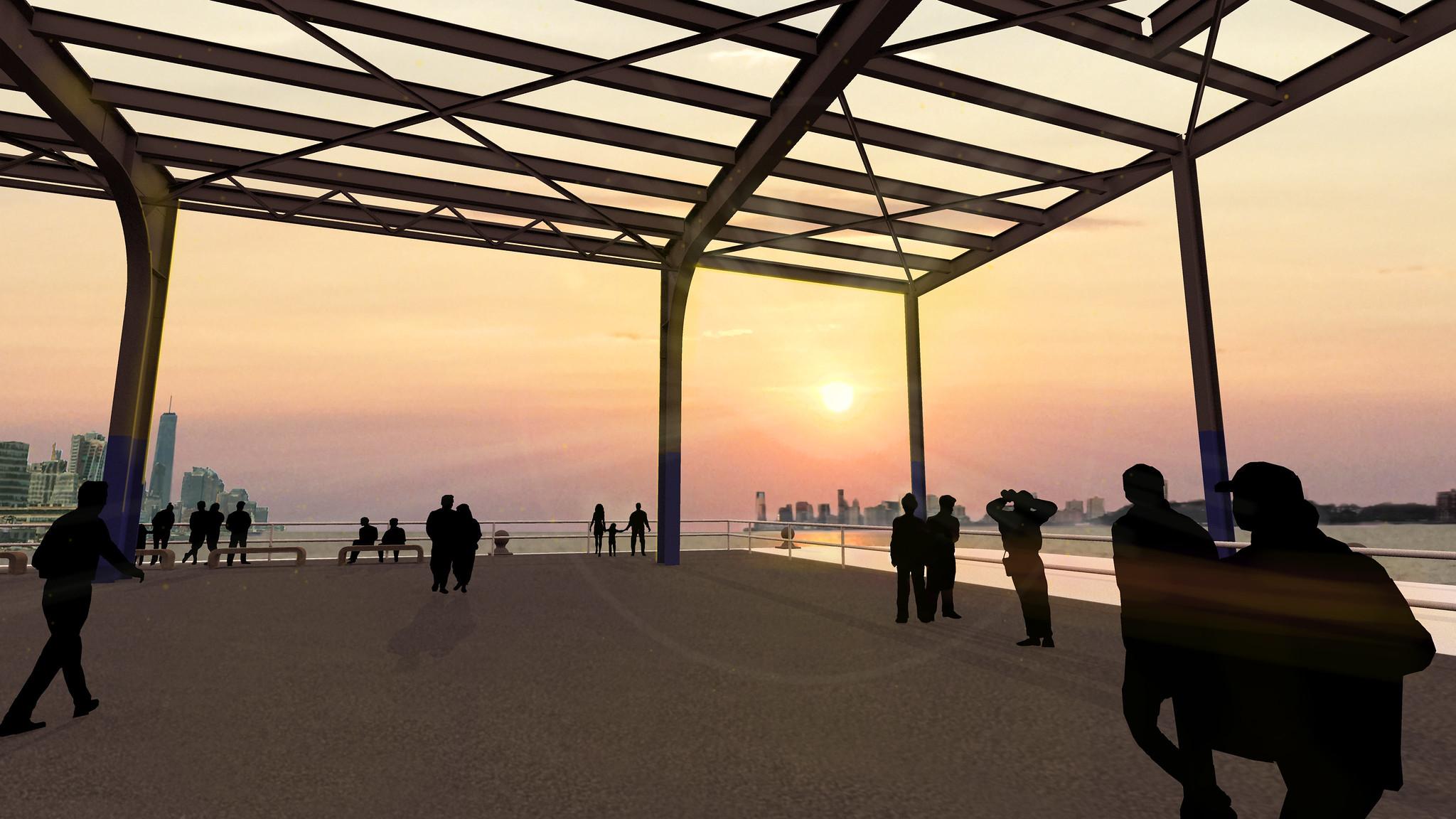 Pier 76 to open in June 2020 at HRPK